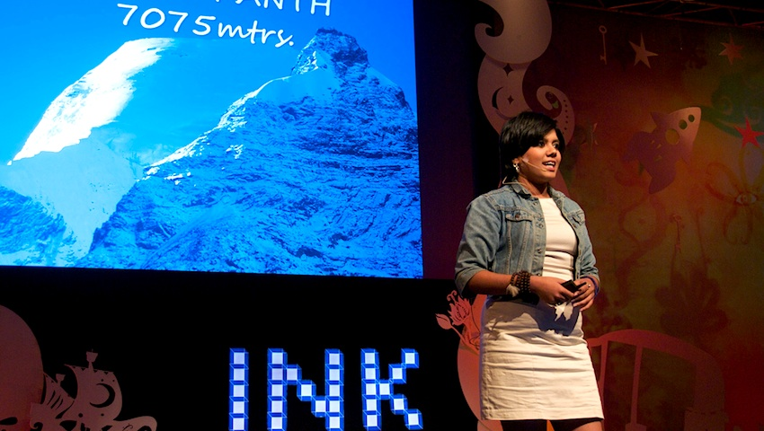 Krushnaa Patil: Scaling new heights