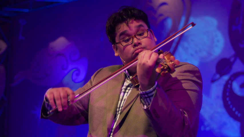 Robert Vijay Gupta: United in Bach's universe and in Beethoven's soul