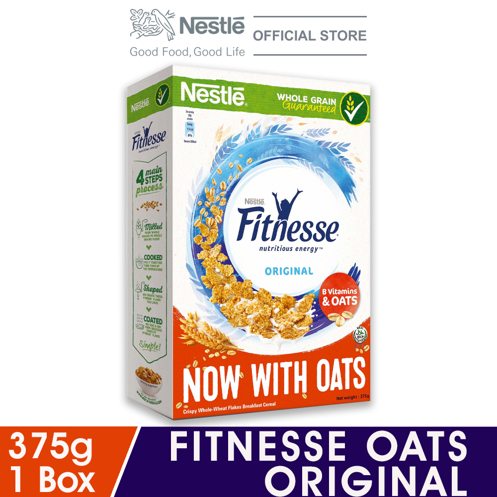NESTLE FITNESSE Cereal 375g