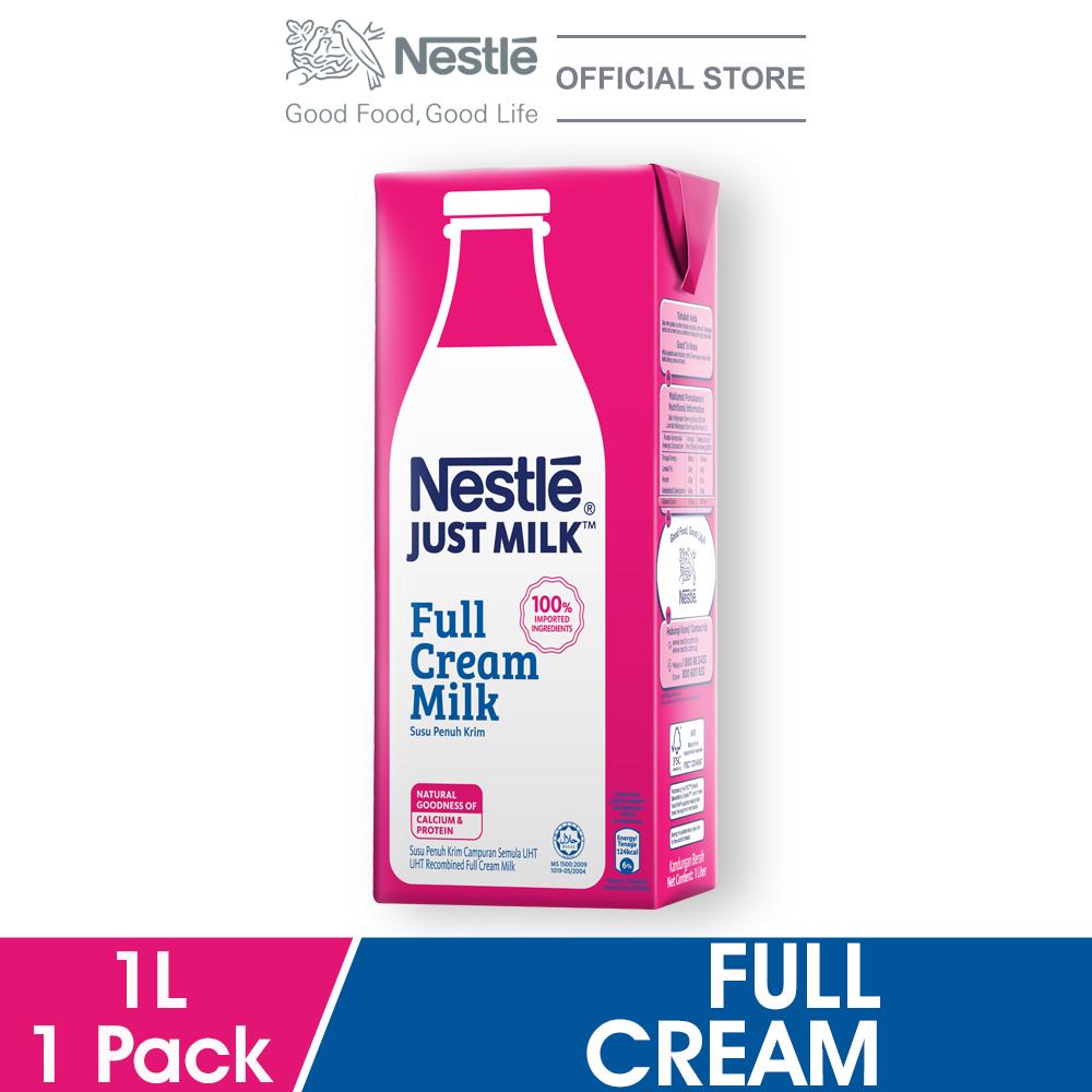 NESTLÉ JUST MILK Full Cream 1L