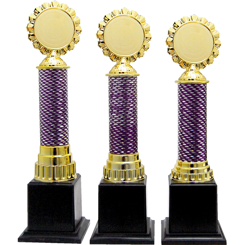 ACRYLIC PATTERN TROPHY - AT30507