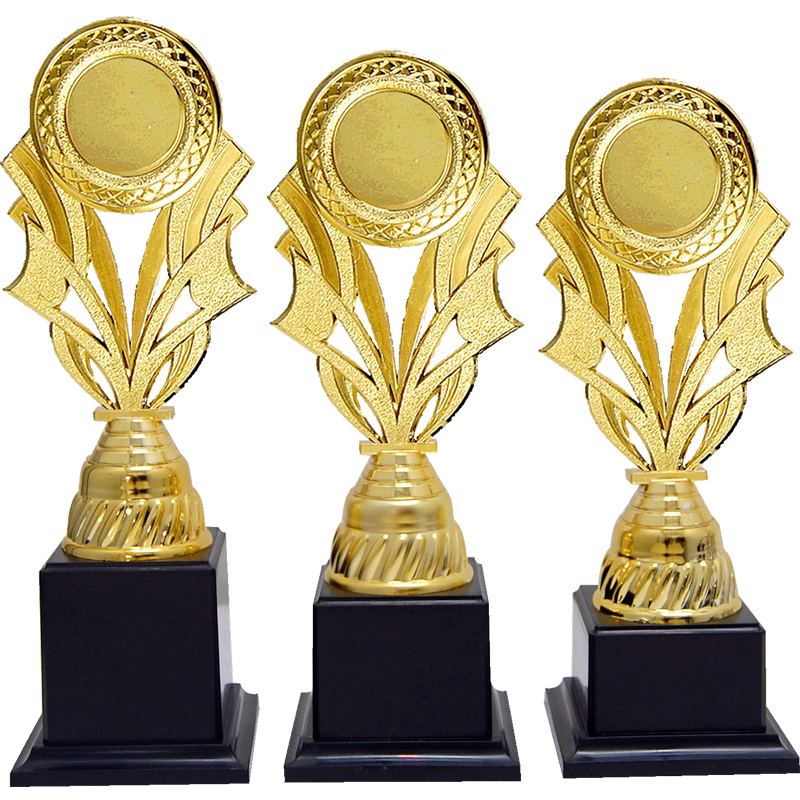 ACRYLIC PLASTIC PATTERN TROPHY -AT30737