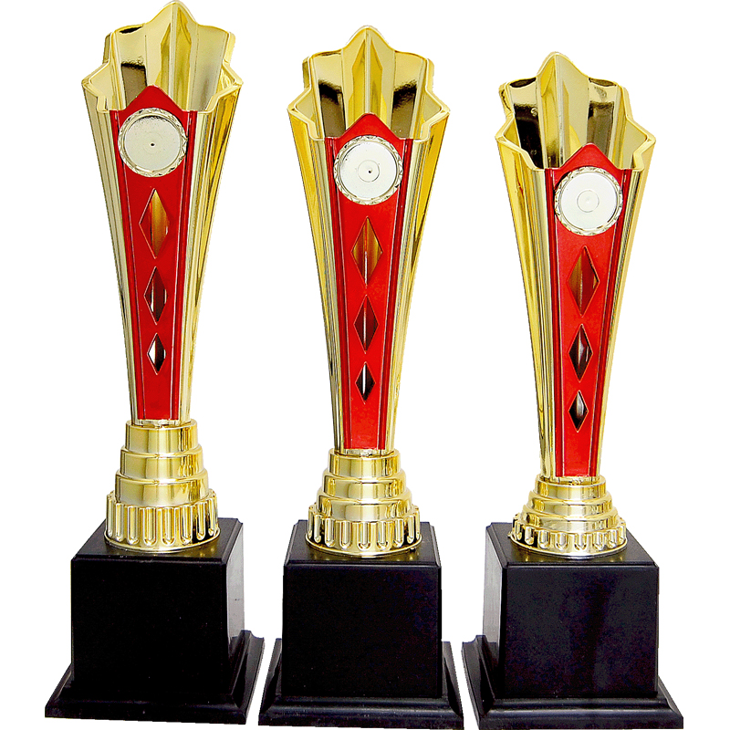 ACRYLIC PATTERN TROPHY -AT30820