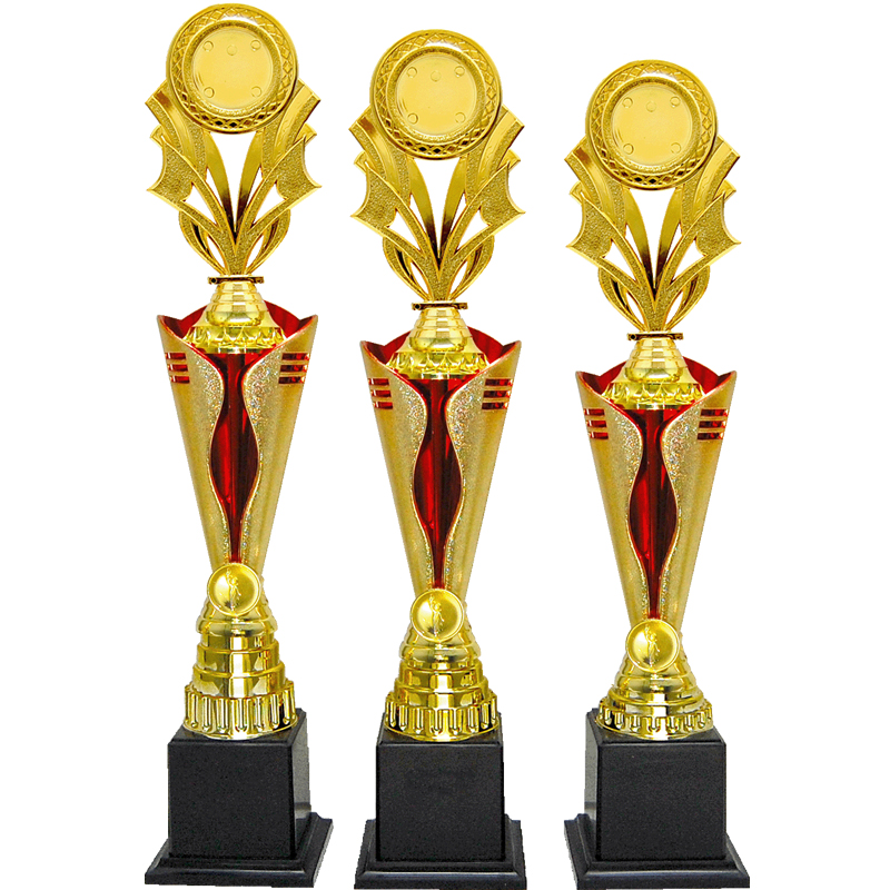 AT30910 Acrylic Pattern Trophy Set