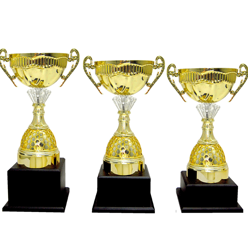 AT30915 Acrylic Pattern Trophy Set