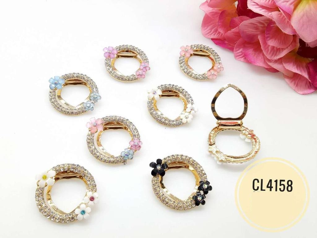 CL4158 Korea Brooch Klip/Clip Brooch (35pcs)