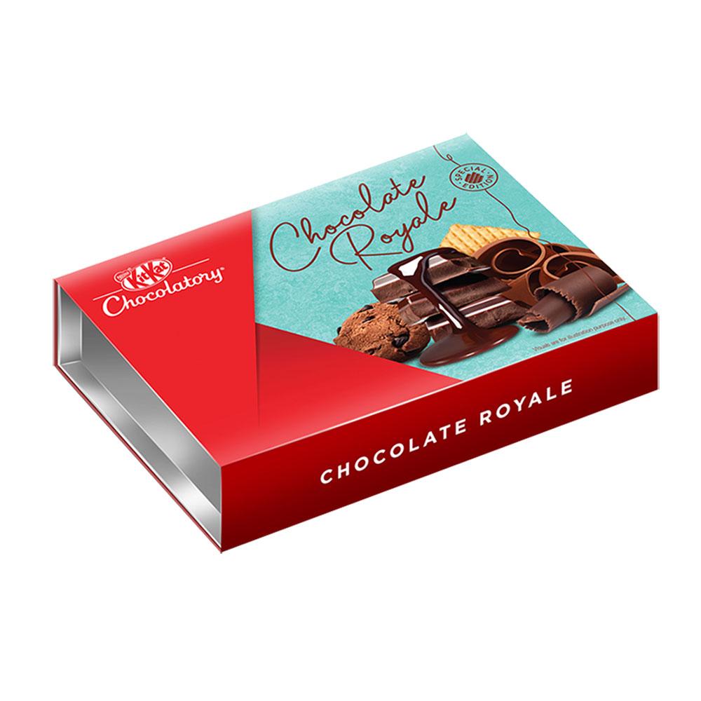 Nestle KITKAT Chocolatory - Chocolate Royal Special Edition