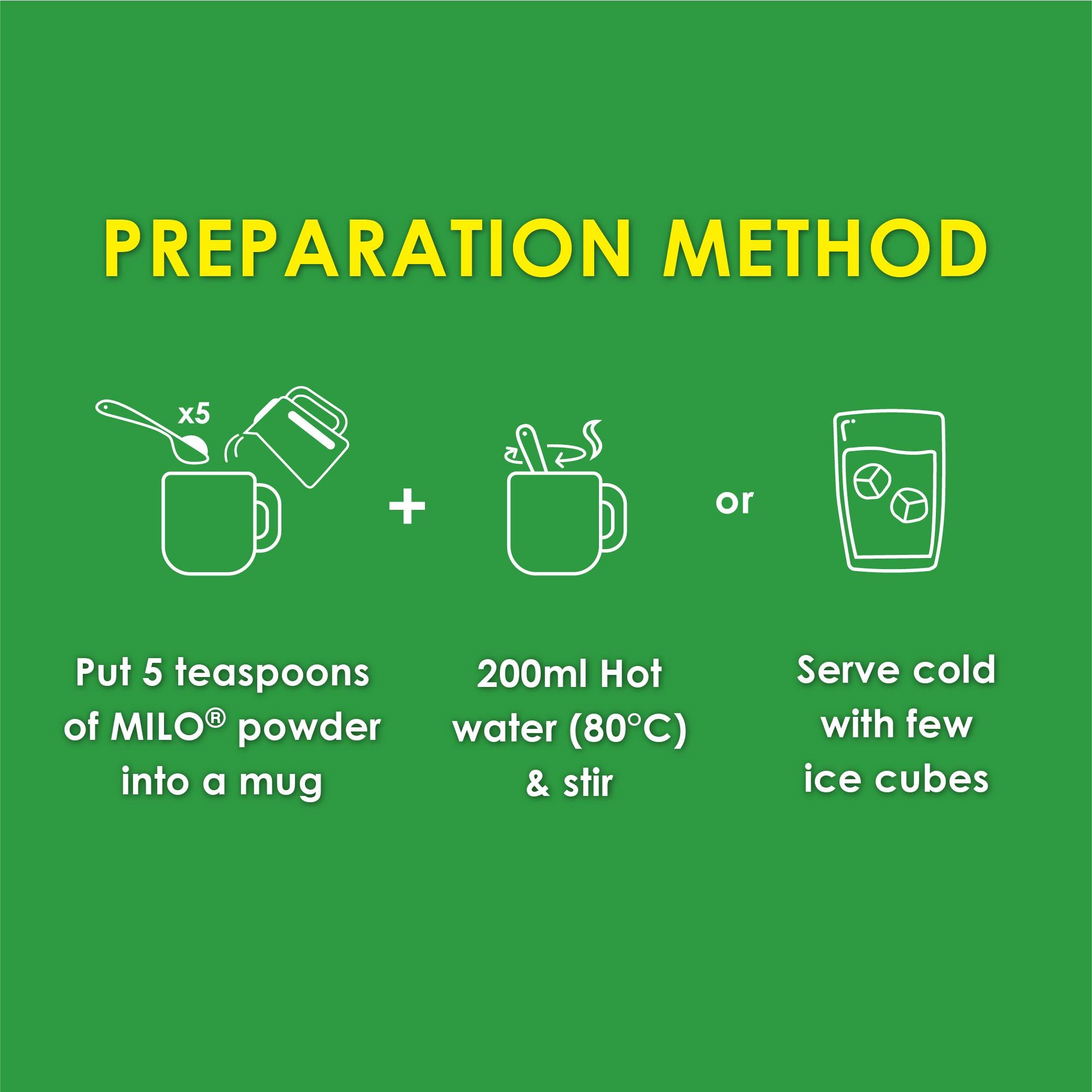 NESTLE MILO ACTIV-GO CHOCOLATE MALT POWDER Tin 1.5kg