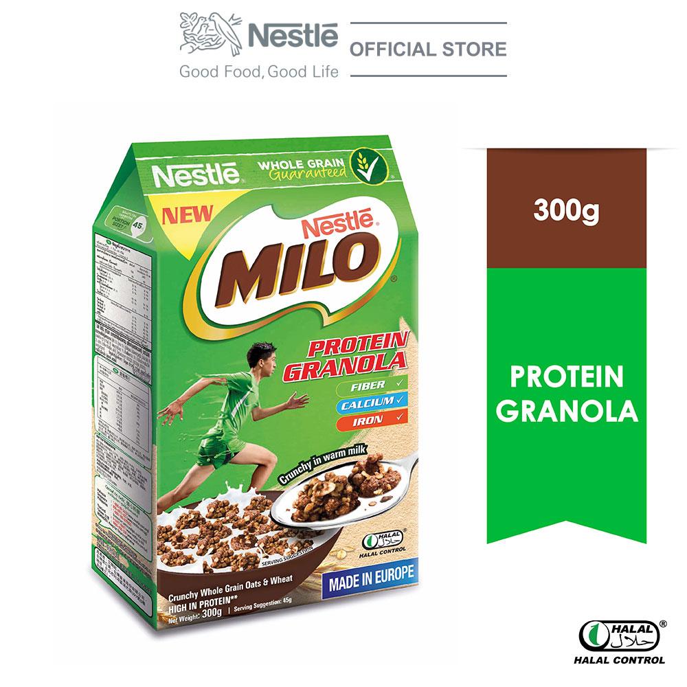 Nestle Milo Protein Granola 300g