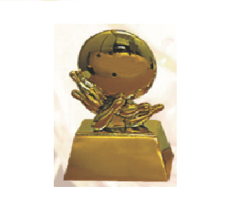 FT4148 Half Fiber Bowling Trophy (A/B/C)