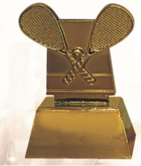 FT4165 Half Fiber Squash Trophy (A/B/C)