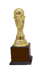 FT4307 Fiber World Cup Trophy (A/B/C)
