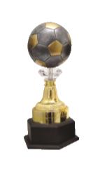 FT4327 Fiber Pattern Challenge Trophy (A/B/C)