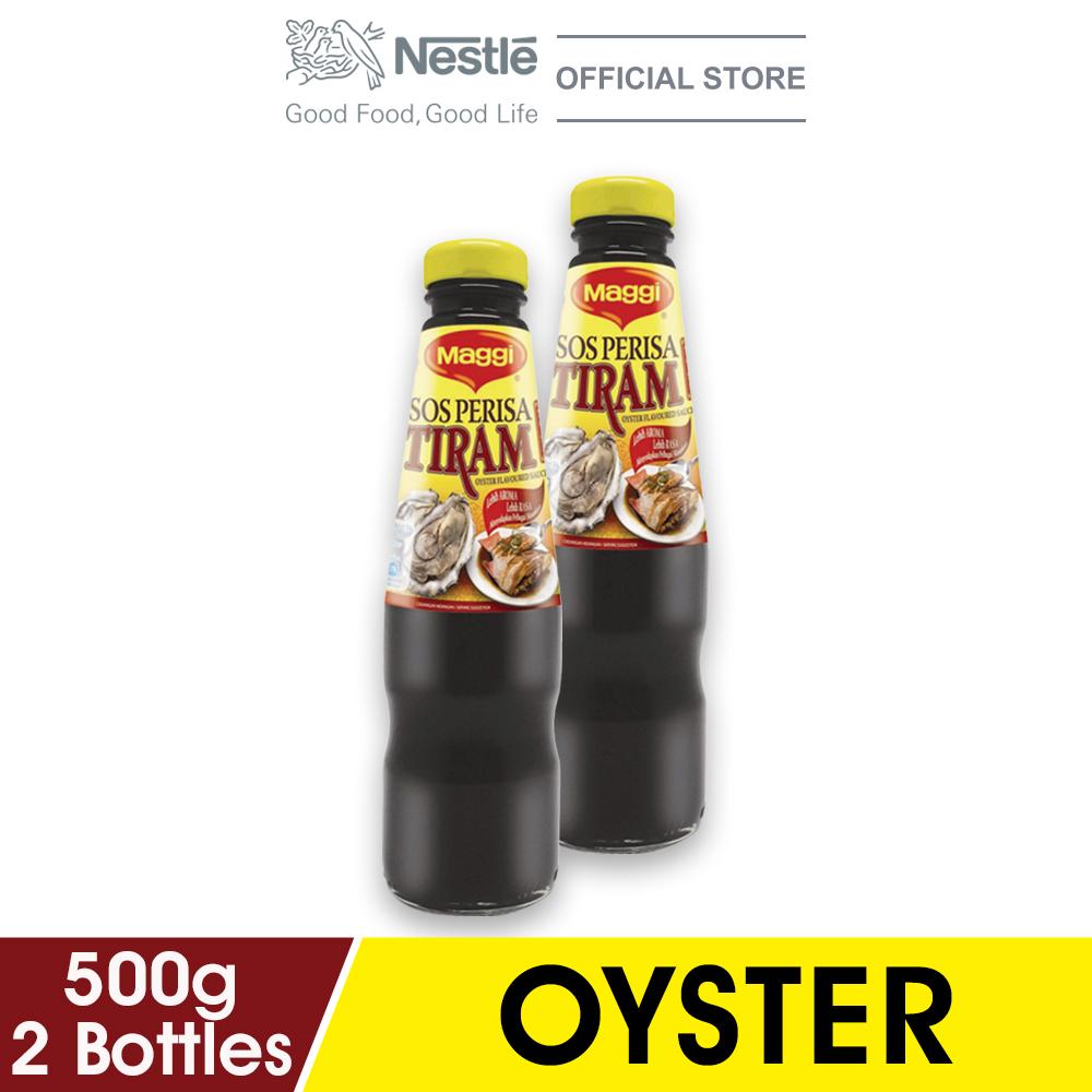 MAGGI Oyster Sauce 500g , 2 Bottle