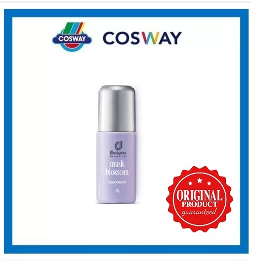 Designer Collection-Musk Blossom Deodorant -50g (ORIGINAL COSWAY)