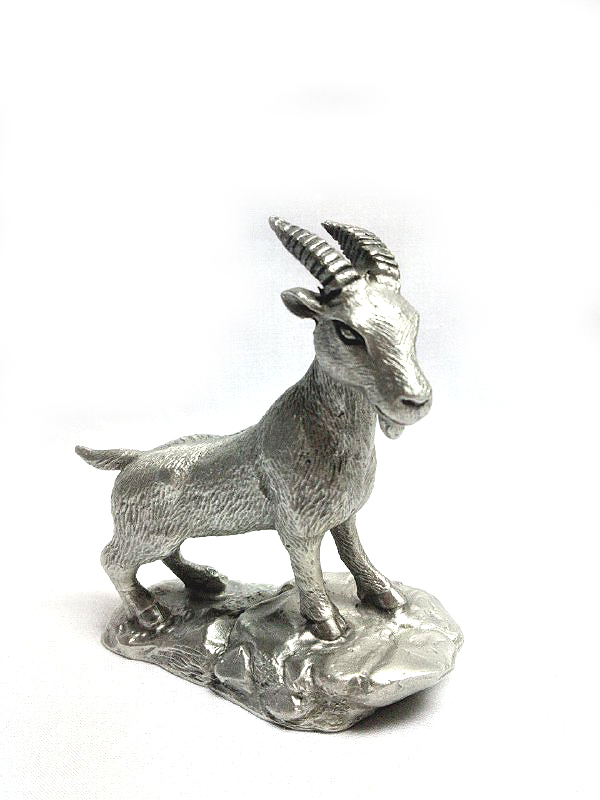 DKH011 Pewter Figurines - Goat