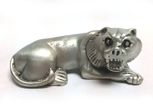 DKH021 Pewter Figurines - Lion