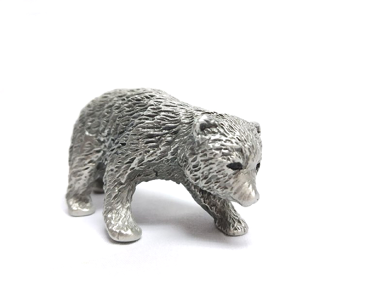 DKH035 Pewter Figurines - Bear