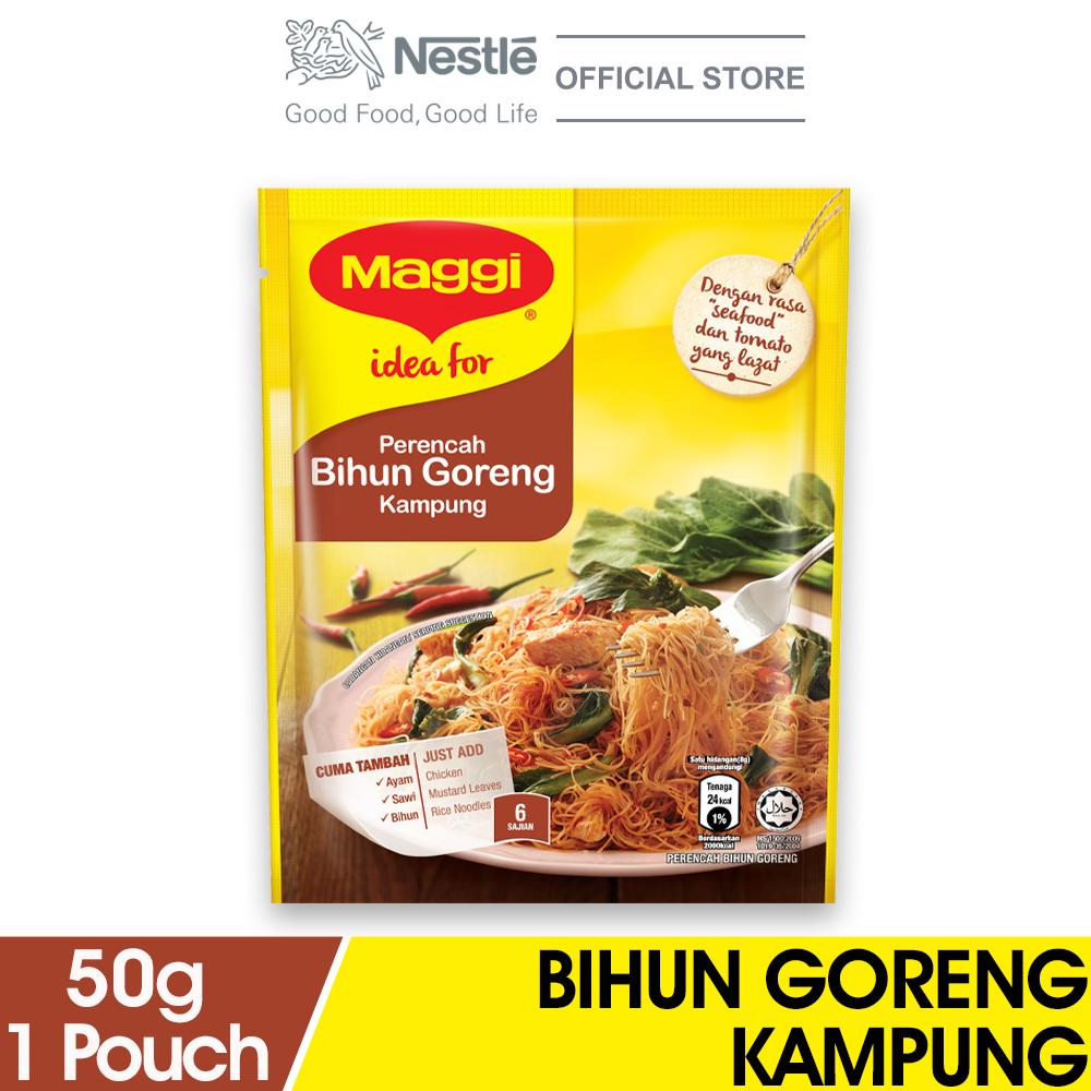 MAGGI Hari-Hari Favourites Bihun Goreng Kampung Seasoning (1 Pack of 48g)
