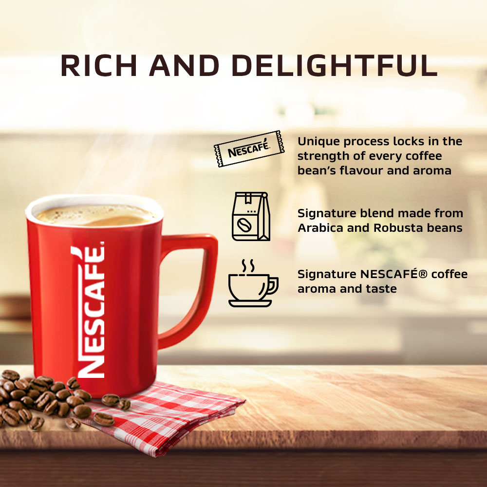 NESCAFÉ CLASSIC Coffee Refill 100g