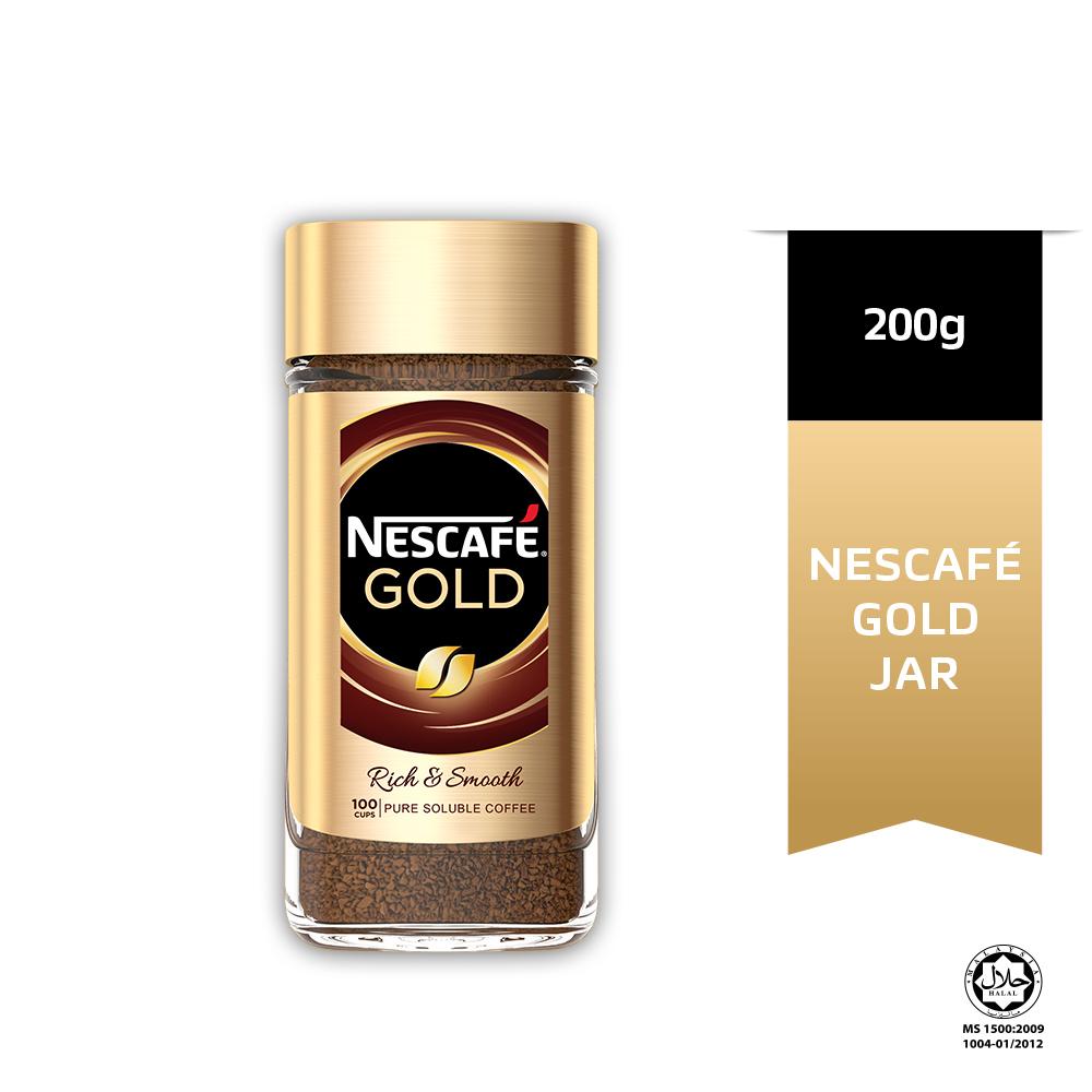 Nescafe Signature Gold Jar 200g