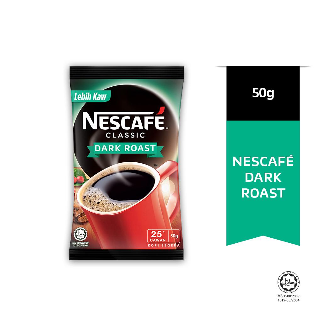 NESCAFE Dark Roast 50g