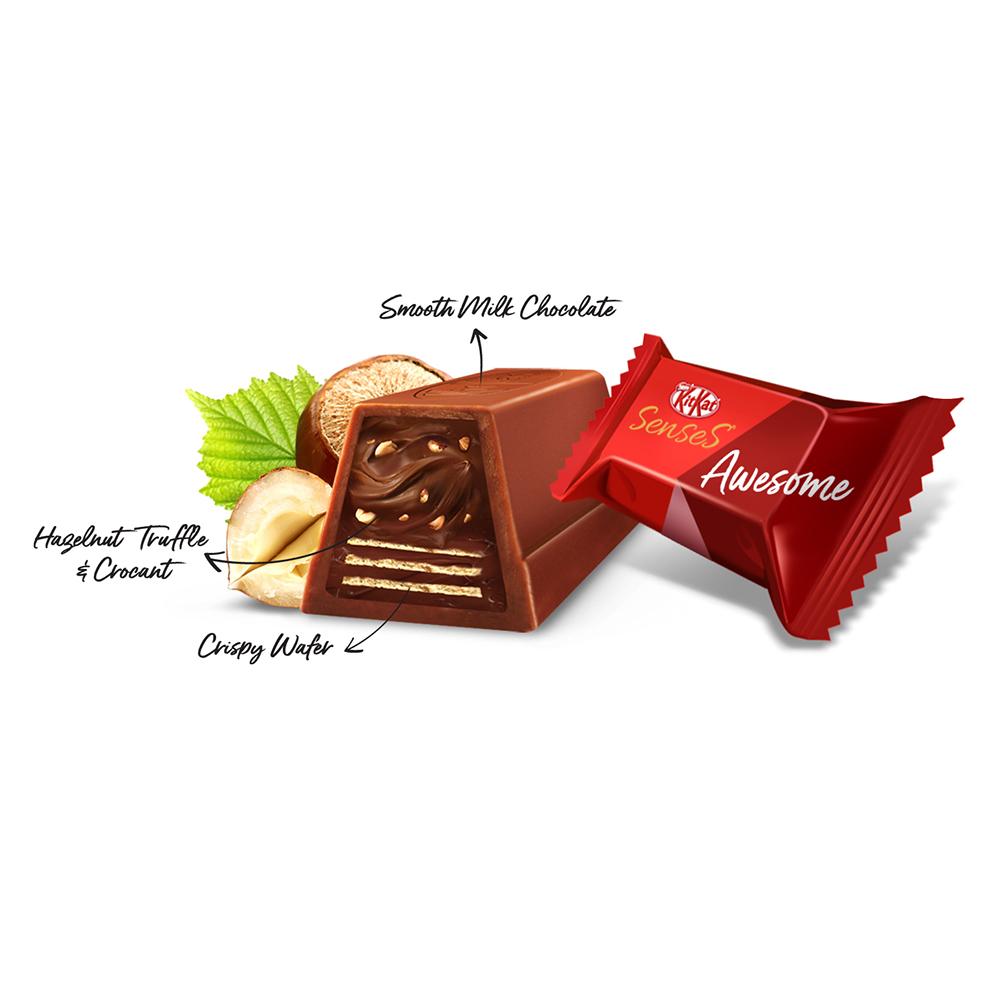 Nestle KitKat Senses 3 Pack, Bundle of 3