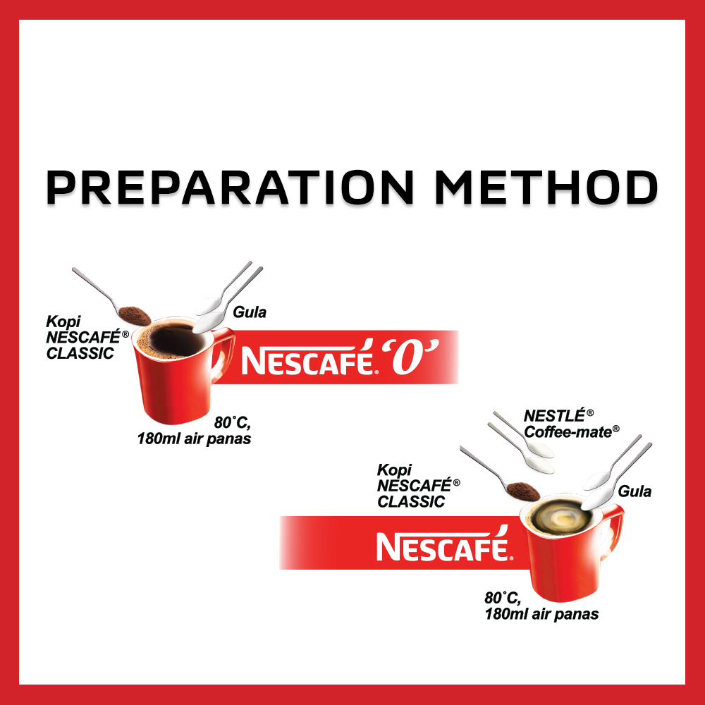 NESCAFÉ CLASSIC Coffee Refill Pack 220g Bonus Pack