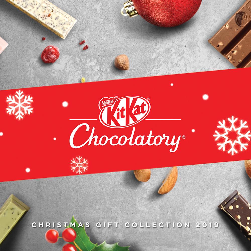 Nestle KITKAT Chocolatory - Christmas Advent Calendar
