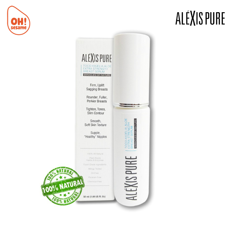 Alexis Pure Toco-Kigelia Aloe Extra Strength Breast Serum- Breast Firming 50ml