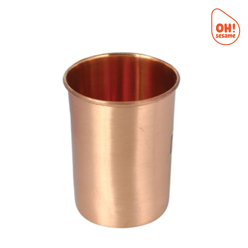 Pure Copper Plain Glass