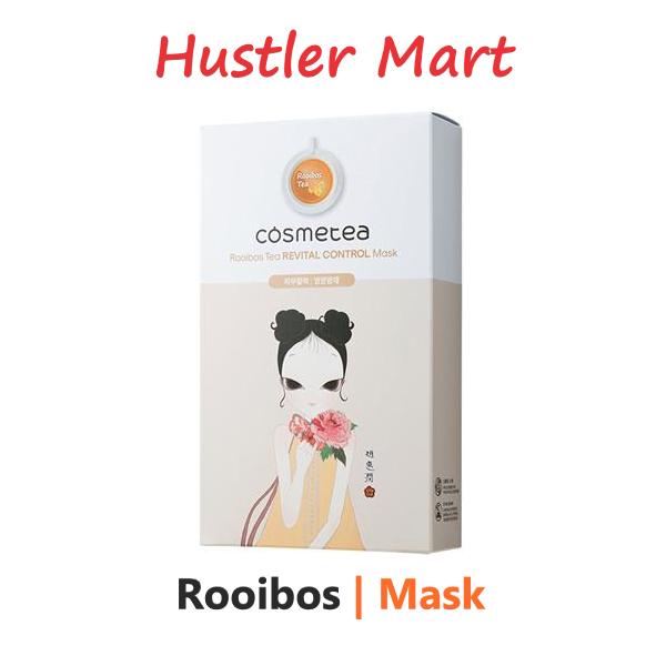 Cosmetea Control Mask 10pcs - Rooibos Tea Revival