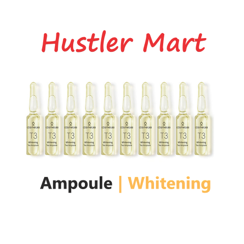 Cosmetea Whitening Tea Ampoule (2ml x 10ea)