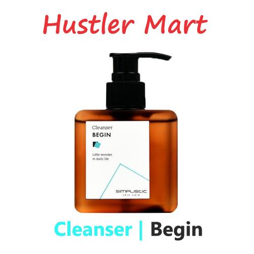 Simplistic Cleanser BEGIN 250ml
