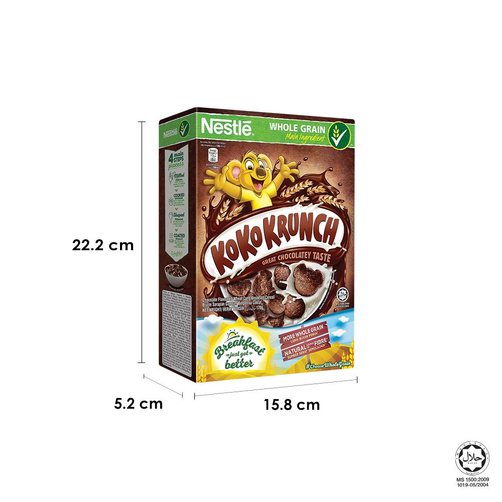 NESTLE KOKO KRUNCH Cereal 170g
