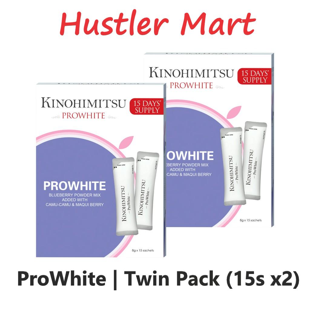 Kinohimitsu ProWhite (15s) [Twin Pack]