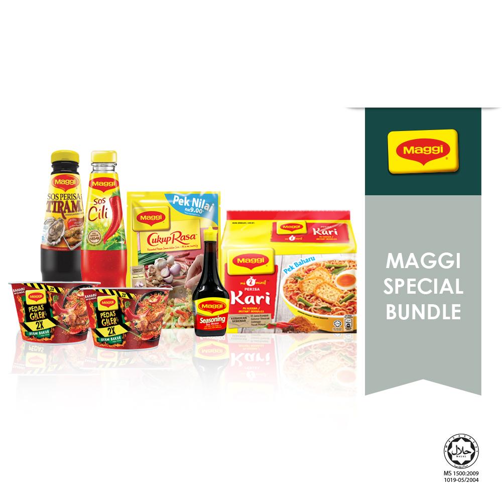 Maggi Special Bundle - Option 1