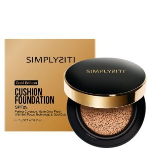 SimplySiti Gold Edition Cushion Foundation Natural Beige GCF02
