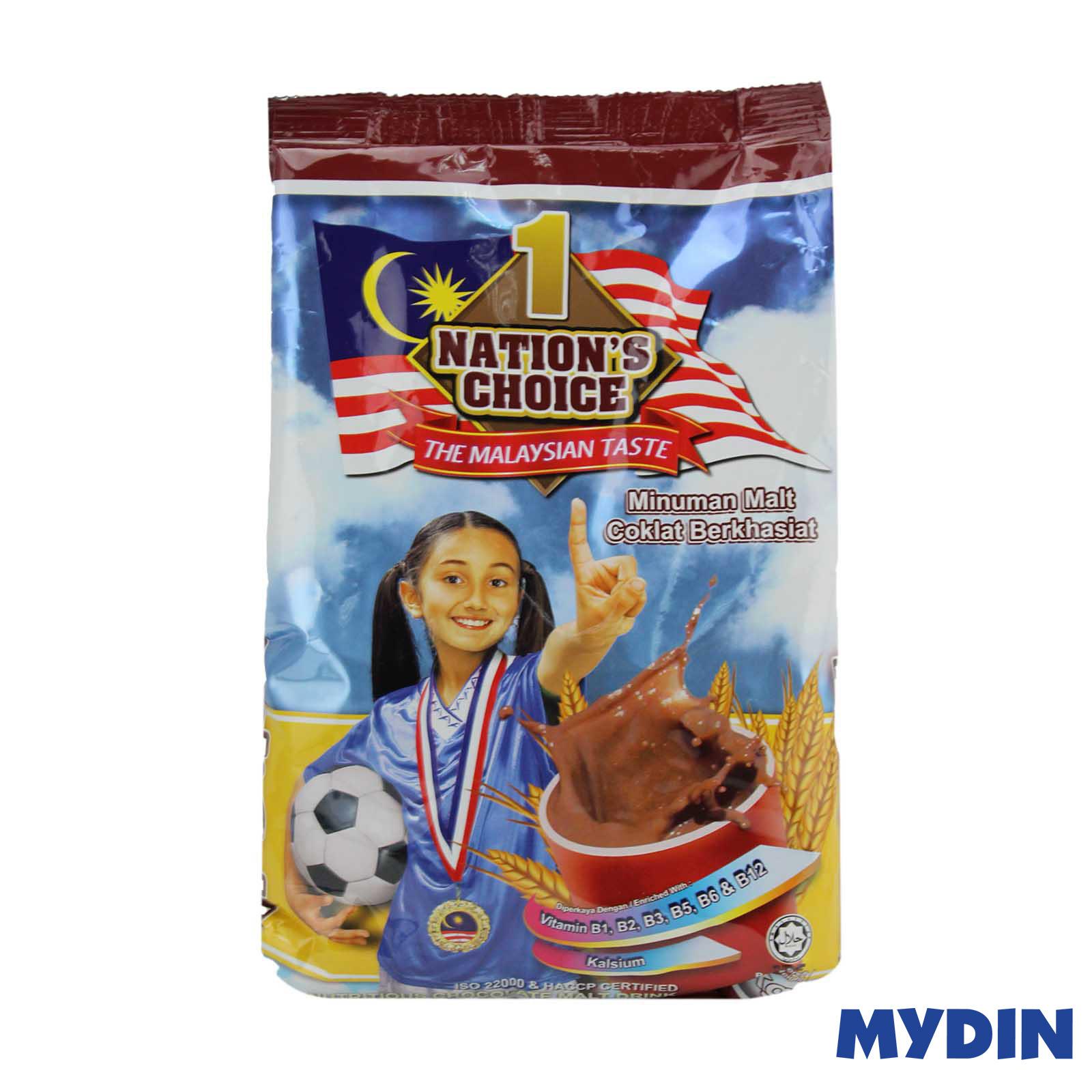 1 Nations Chocolate Malt 1kg