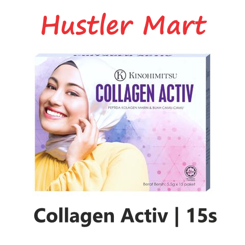 Kinohimitsu Collagen Activ 15s