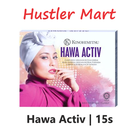 Kinohimitsu Hawa Activ 15s
