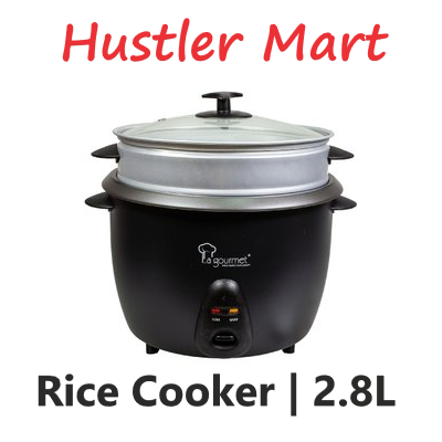 La Gourmet Rice Cooker 2.8L