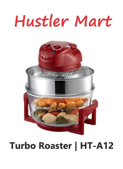 La Gourmet Turbo Roaster HT-A12