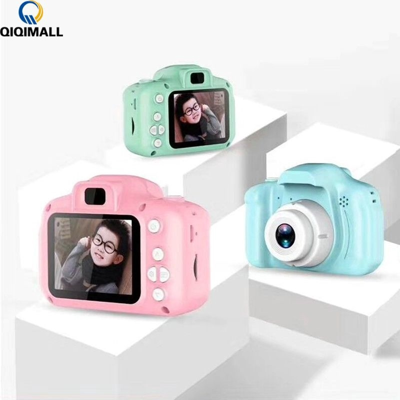 Children Mini Cute Digital Camera 2.0 Inch Take Picture Kids Camera QMTL