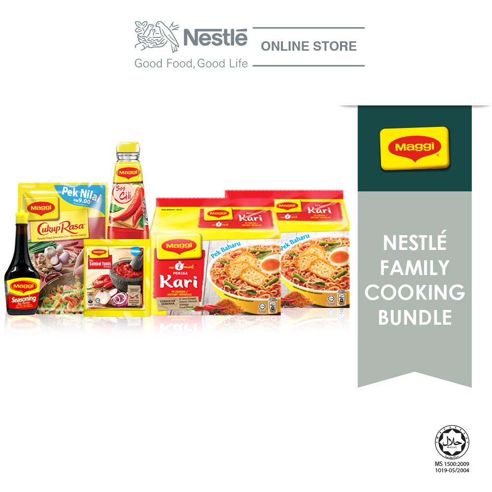 Nestle Family Cooking Bundle
