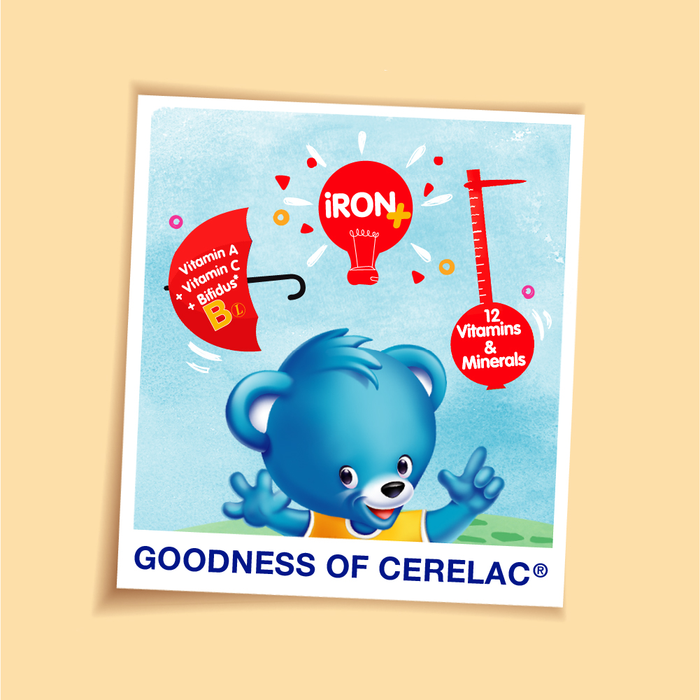 NESTLE CERELAC Rice Infant Cereal Tin 500g EXP Date: MAR21