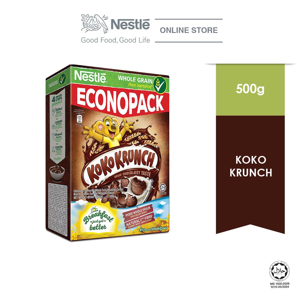 NESTLE KOKO KRUNCH CerealEconopack 500g