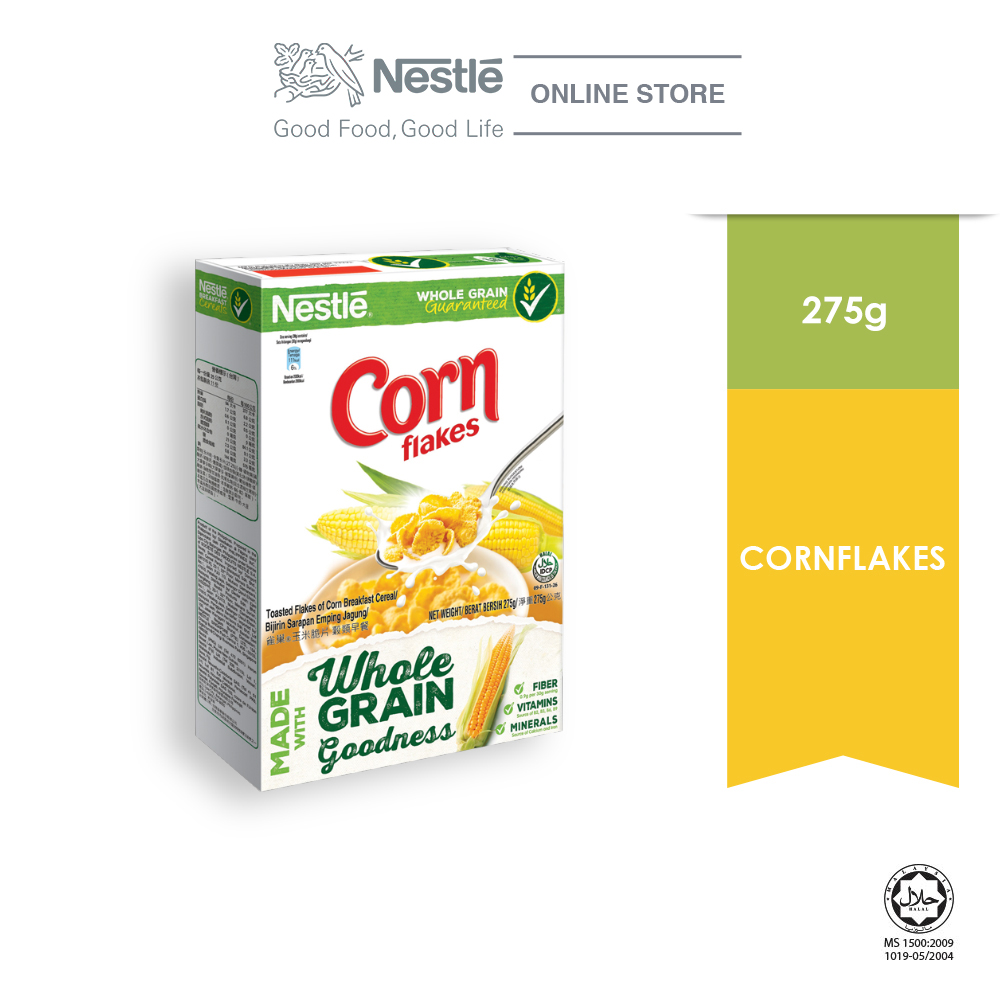NESTLE CornFlakes Cereal 275g ExpDate:DEC20
