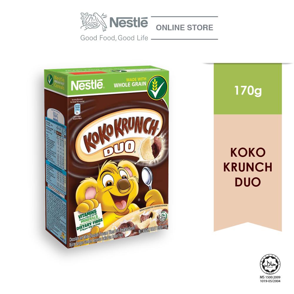 NESTLE KOKO KRUNCH DUO Cereal 170g