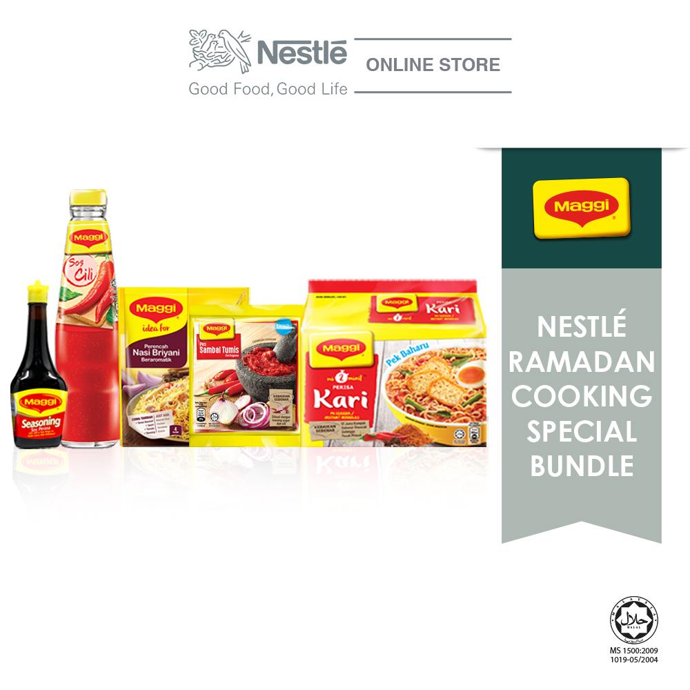 Nestle Ramadan Cooking Special Bundle